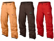 $170 off Oakley Westend Men's Pants, 3 Color Choices
