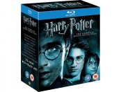 61% off Harry Potter: Complete 8-Film Collection Blu-ray