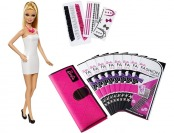 72% off Barbie Fashion Design Maker Doll