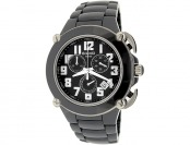 $409 off Roberto Bianci Men's Eleganza Black Ceramic Watch