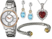 Up to 70% off Gift-Ready Jewelry and Women's Watches, 28 items