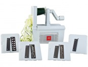 42% off Paderno World Cuisine 4-Blade Spiralizer Pro