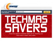 Neweggg 48 Hour Techmas Savers Deals - 15 Great Deals