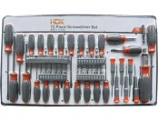 Deal: HDX TSE3596 Screwdriver Set (70-Piece)