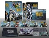 $51 off Star Wars: The Clone Wars - Seasons 1-5 (Collectors Ed.) DVD