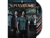 78% off Supernatural: The Complete Ninth Season (DVD)