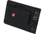 66% off Leather Money Clip Front Pocket Wallet w/ Magnet Clip