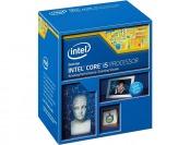 $50 off Intel Core i5-4690K 3.5 GHz LGA 1150 CPU BX80646I54690K