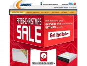 Newegg After Christmas Sale - Tons of Great Deals