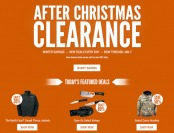Cabela's After Christmas Sale - Tons of Great Deals, Up to 60% off