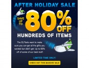ThinkGeek after Christmas Sale - Up to 80% off