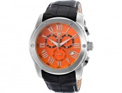 91% off Swiss Legend 10005-06 Traveler Leather Watch