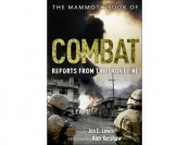 88% off The Mammoth Book of Combat: Reports from the Front