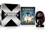$84 off X-Men: Days of Future Past Blu-ray + Magneto Helmet