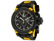 90% off Invicta Men's 10181 Russian Diver Chronograph Watch