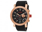 93% off Red Line Compressor Chronograph Silicone Men's Watch