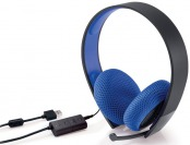 50% off Sony Wired Stereo Headset for PS4, PS3 and PS Vita - Silver