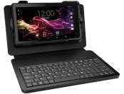 "$45 off RCA 7"" Tablet 8GB Quad Core with Keyboard/Case"