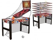 "$85 off Medal Sports 48"" 10-in-1 Multi-Game Table"