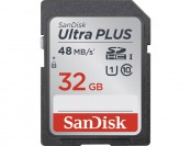 $47 off SanDisk Ultra Plus SDSDUP-032G-A46 SDHC 32GB Memory Card
