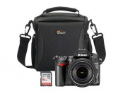 57% off Nikon D7000 DSLR Camera w/ Lens, Bag & Memory Card