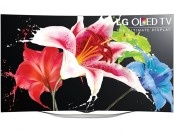 "$1,702 off LG 55EC9300 55"" 1080p 3D Curved OLED TV"