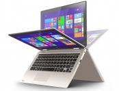 "$200 off Toshiba Satellite Radius L15W-B1302 11.6"" Touch Laptop"
