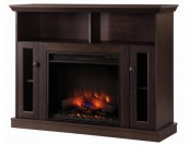 "40% off Home Decorators 85521 Charles Mill 46"" Media Fireplace"