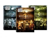$48 off Roswell - Seasons 1-3 DVD Set