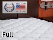 55% off Extra Plush Full Fitted Mattress Topper (Marriott Hotels)