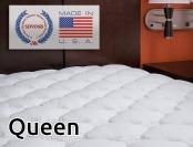 50% off Extra Plush Queen Fitted Mattress Topper (Marriott Hotels)