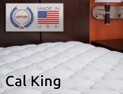 49% off Extra Plush Cal King Mattress Topper (Marriott Hotels)