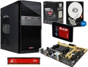 $90 off AMD A8-6600K Richland, HD 8570, 8GB, 1TB, 120GB SSD