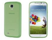 92% off Samsung Galaxy S4 Protective Bumper Case, Green
