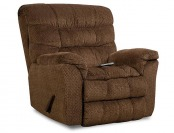 $525 off Simmons Upholstery James Heat & Massage Recliner