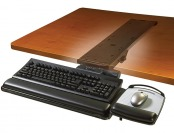 $249 off 3M Easy Adjust Keyboard Tray, Gel Rests, Precise Mouse Pad