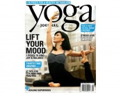 91% off Yoga Journal Magazine Subscription, $4.99 / 9 Issues