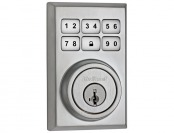 $147 off Kwikset 909 Chrome Electronic Deadbolt w/SmartKey