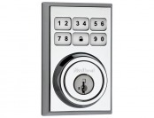 $147 off Kwikset 909 Polished Chrome Electronic Deadbolt