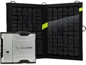 $267 off Goal Zero 42005 Sherpa 50 Solar Recharging Kit with Inverter