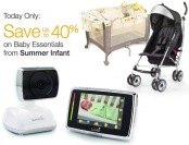 Up to 40% off Summer Infant Baby Essentials