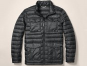 $124 off Eddie Bauer Men's Pack & Go Down Jacket