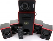 $190 off Acoustic Audio AA5103 800W 5.1 Ch Home Theater System