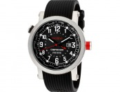 94% off Red Line Men's 18003-01 Compressor World Time Watch
