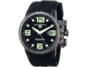 94% of Swiss Legend Ambassador Analog Swiss Quartz Men's Watch