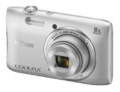 43% off Nikon COOLPIX S3600 20.1 MP Digital Camera with 8x Zoom