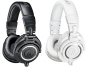 $124 off Audio-Technica ATH-M50x Professional Studio Headphones