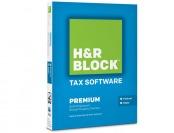54% off H&R Block Tax Software Premium + State 2014 Win