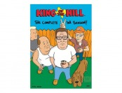 $10 off King of the Hill - The Complete Second Season DVD