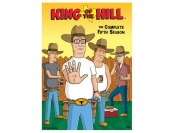 $10 off King of the Hill - The Complete Fifth Season DVD